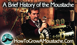 A Brief History of the Moustache
