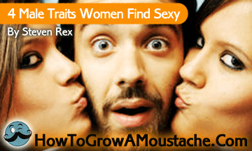 4 Male Traits Women Find Sexy