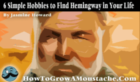 how to grow a moustache, man blog