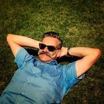 Fello on Grass