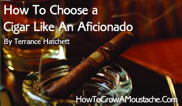 How To Choose a Cigar Like An Aficionado
