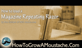 How To Load a Schick Repeater Injector Razor