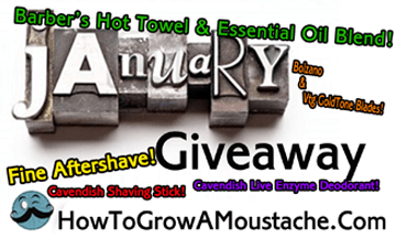January Giveaway!