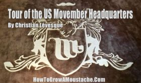 Interview and Tour of the US Movember Headquarters