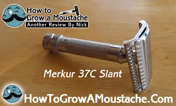 Merkur 37C Slant Review