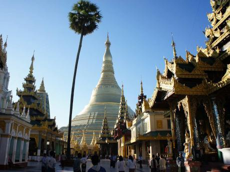 travel smart in Burma