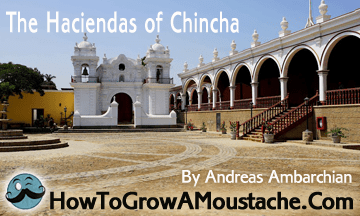 The Haciendas of Chincha, Peru