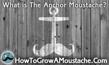 Moustache styles
