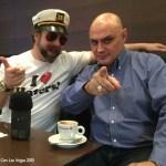 Illy's Coffee , Las Vegas, Con , Douglas Smythe
