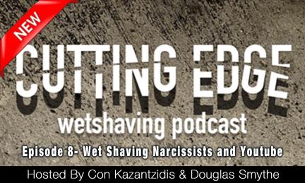 Con ntzitas, shave the man, Douglas Smythe Kaza