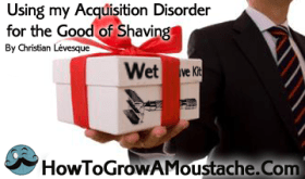 wet shaving gift kits