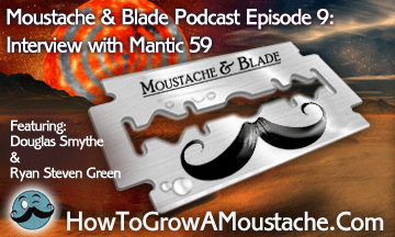 Moustache & Blade Podcast- Ep 9: Interview with Mantic 59
