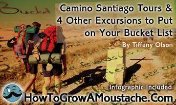 Camino de Santiago Tours and 4 Other Excursions to Put on Your Bucket List