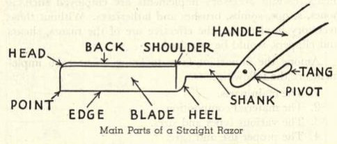 Evolution of the Straight Razor Shaver