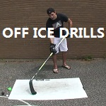 20 Off-Ice Stickhandling Drills