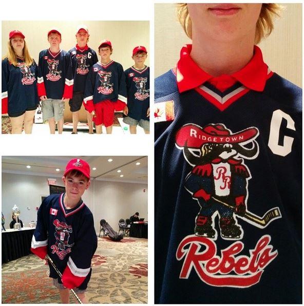 ridgetown rebels hockey sportsmanship