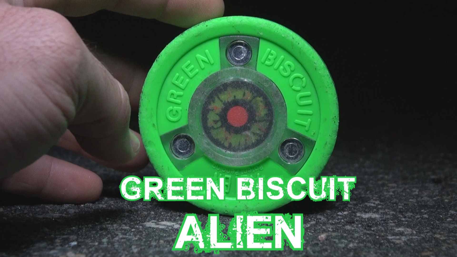 Green Biscuit Alien Review