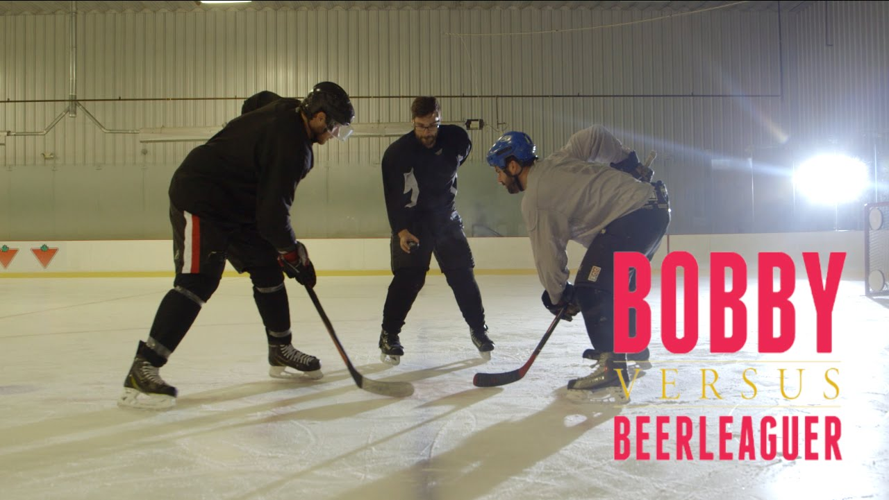 Bobby Ryan VS Beer Leaguers