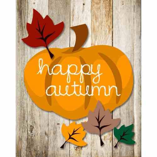 Medium Crop Of Happy Fall Images