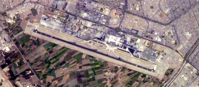 Lima airport ((NASA, Wikimedia Commons)