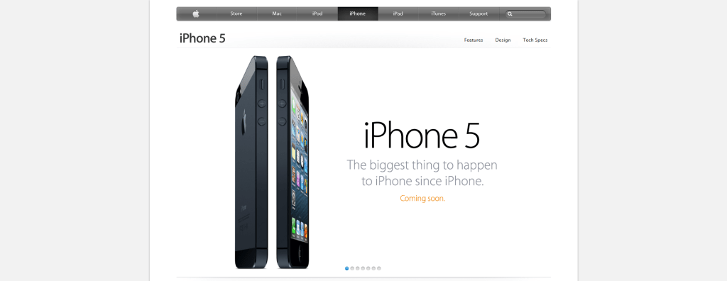iPhone 5 SA Release