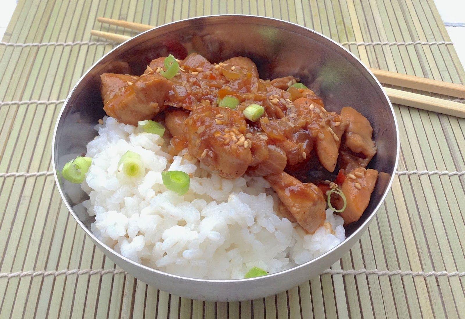 Pollo a la naranja f cil y r pido hoy comemos sano for Que cocinar hoy facil y rapido