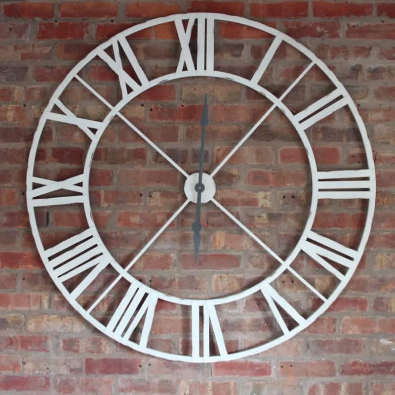 Large Of Roman Numerals Clock