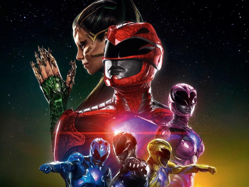 2017 movie, Power Rangers wallpaper – HD wallpapers