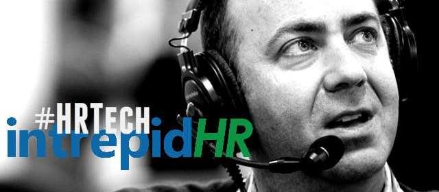 Michael Heller, LIVE at #HRTechConf