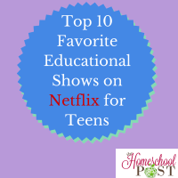 Top Ten Favorite Educational Shows on Netflix: The Older Crowd