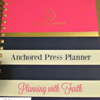 Anchored Press: Planning with Faith