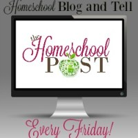 The All New WEEKLY Homeschool Blog and Tell #HSBAT