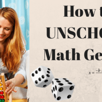 7 Ways to Unschool Math Genius