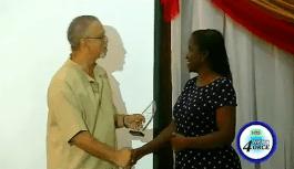 Victoria Hospital staff awards 2015