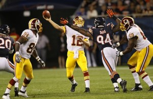 What Did we Learn From the Bears Game?