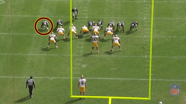 a 1024x576 Redskins Film Review: What Happened on the Blocked Punt?