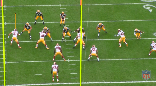 f1 1024x568 Redskins Film Review: Ryan Kerrigans Five Sacks in Four Games