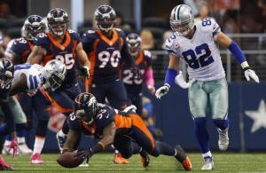 Redskins Claim Former Broncos Safety Duke Ihenacho