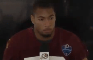 Redskins Press Conferences: Keenan Robinson 8-1-2014
