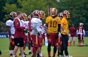 Jay Gruden Press Conference; Recap Training Camp Day 8