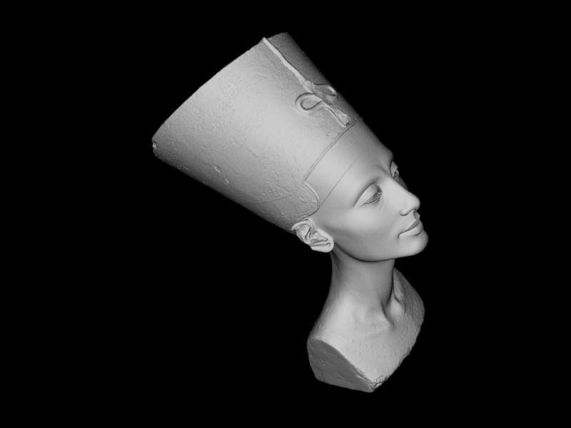 Nefertiti-3D