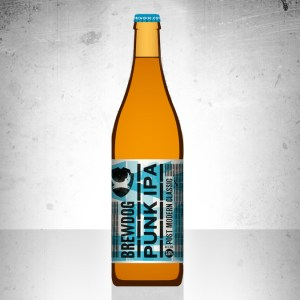 BrewDog PUNK IPA 1x660ml üveges