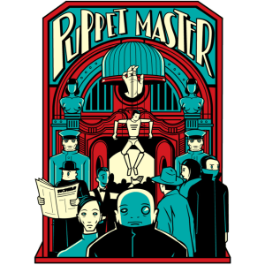 Mad Scientist PUPPET MASTER 6.2% 30L KeyKEG