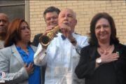 Celebration and anger at West New York Cuban Independence Day