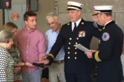 North Hudson Regional Fire and Rescue Promotes Battalion Chief Anthony Venezia to Deputy Chief of Operations