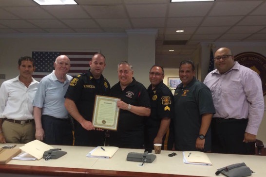 North Bergen Police Departments Finalizes Details for State Accreditation