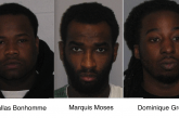 Violent Crime Task Force arrests Seven Jersey City Residents