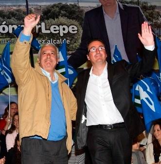 Arenas y Manuel Andrés González.
