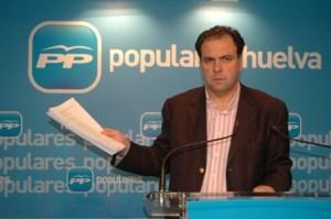Candidato del PP en San Juan del Puerto.