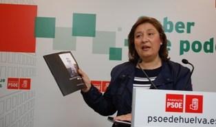 Laura Pichardo, alcaldesa de Niebla.